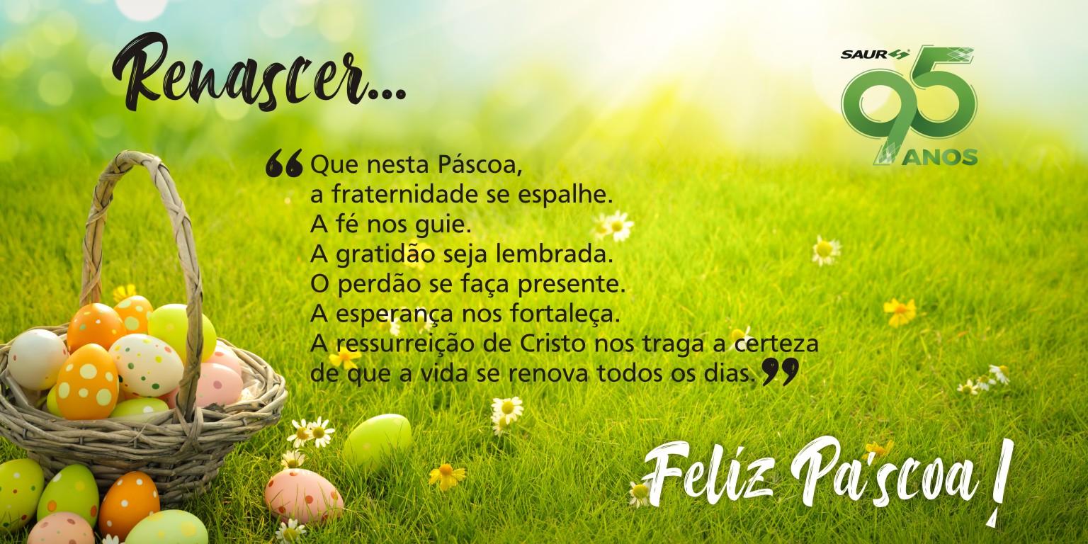 Dia 4 de Abril - Páscoa