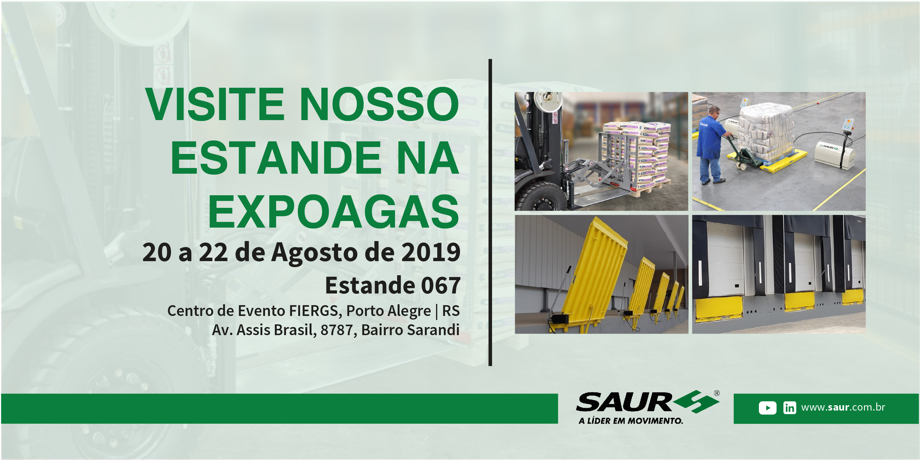 VISITE-NOS NA EXPOAGAS 2019