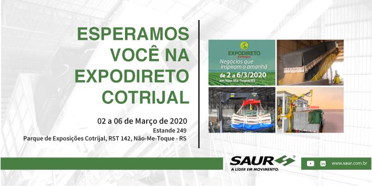 VISITE-NOS NA EXPODIRETO COTRIJAL 2020
