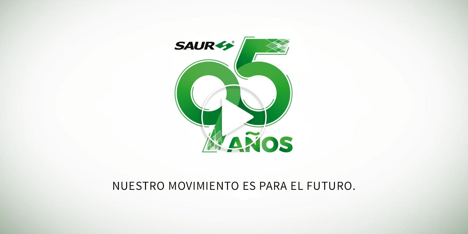 Lanzamiento del vídeo SAUR 95 AÑOS