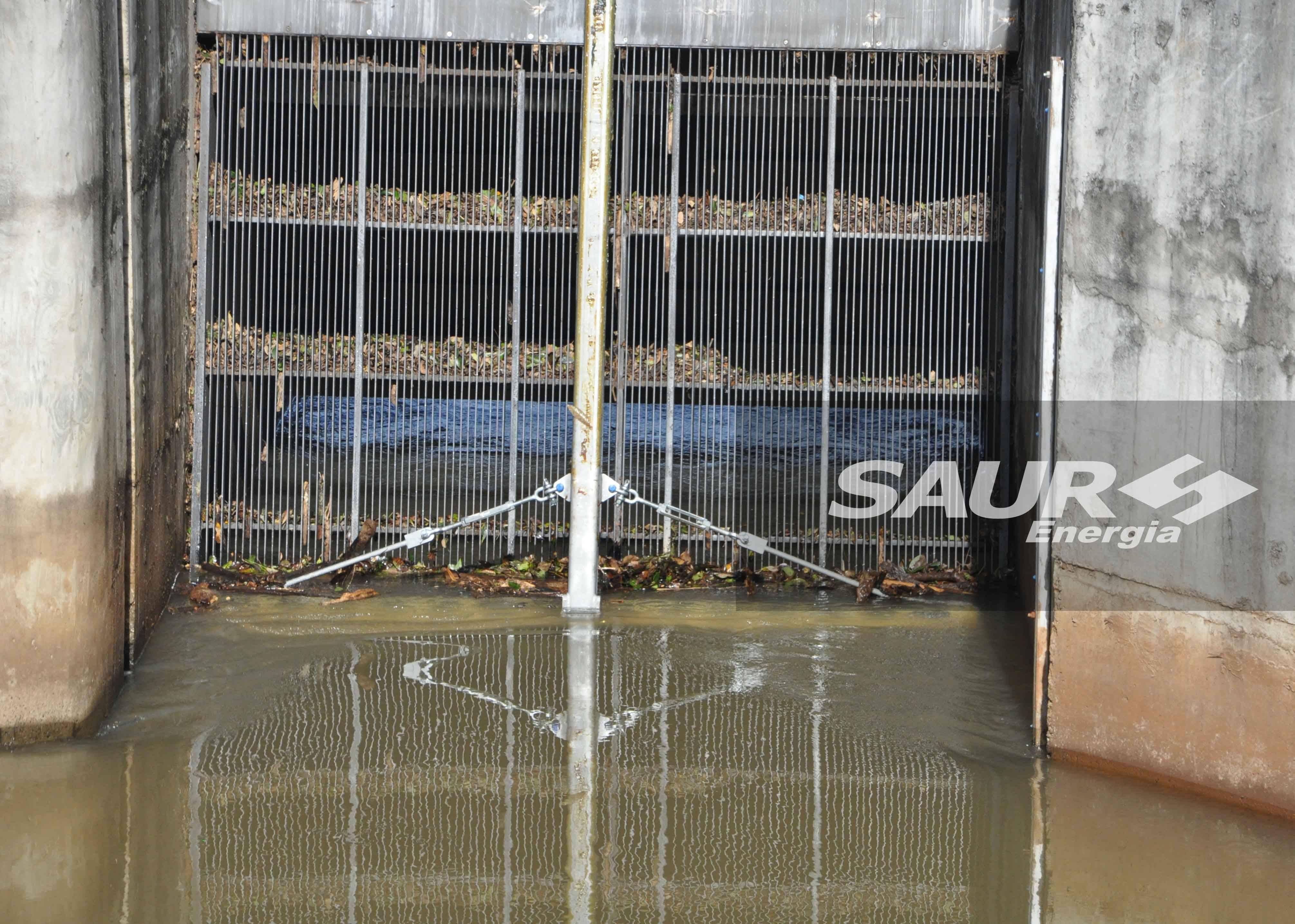 Máquina Limpa Grades Telescópica para Usinas Hidrelétricas