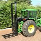 Mástil de Elevación Trasera para Tractor