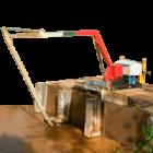 Máquina Limpa Grades Móvel para Usinas…