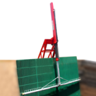 Máquina Limpa Grades Telescópica para…
