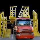 Removedor Lona de Camiones - Plataforma