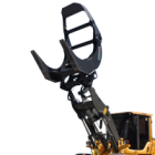 Gripper-type Jaw Clamp for Loader