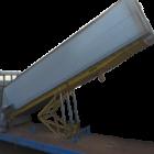 Plataforma Volcadora Trasera 26 metros