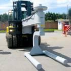 Empilhador Trilateral para Rolos - Robocop