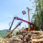Cables Aéreos, Torres, Skidders y Cabrestantes de Arrastre