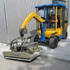 Máquina Pavimentadora VM401