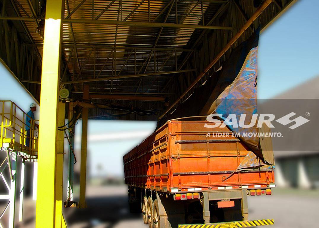 Removedor Lona de Camiones - Grúa